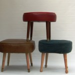 1950svintage foot stools