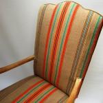 1930s Armchair_vintage french burlap4