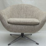 1960s Tub Chairs_swivel base