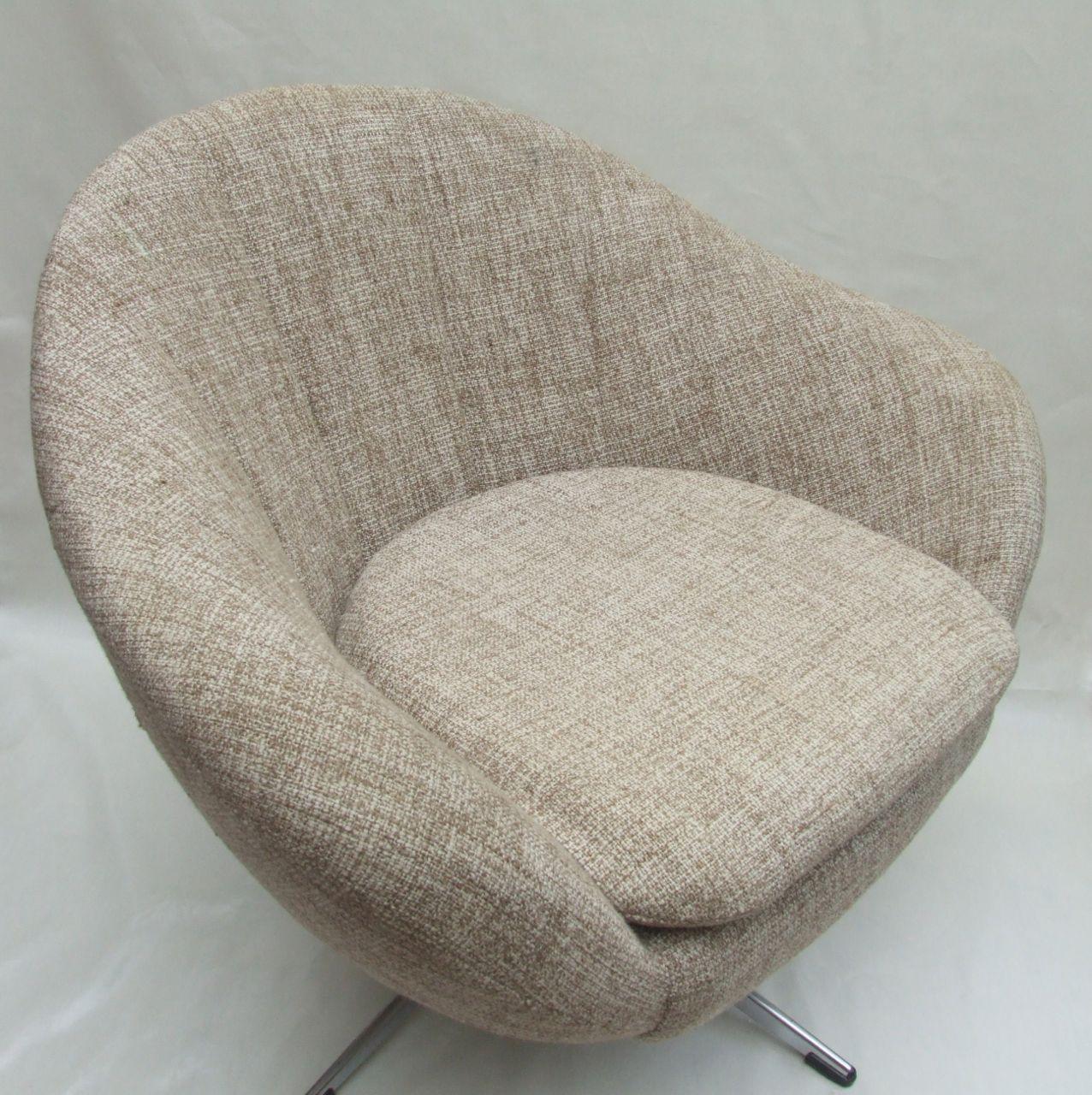 ... 1960s Tub Chairs5_swivel Base ...