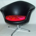 1960s-Tub-Chair-Black_Marimekko-cushion6