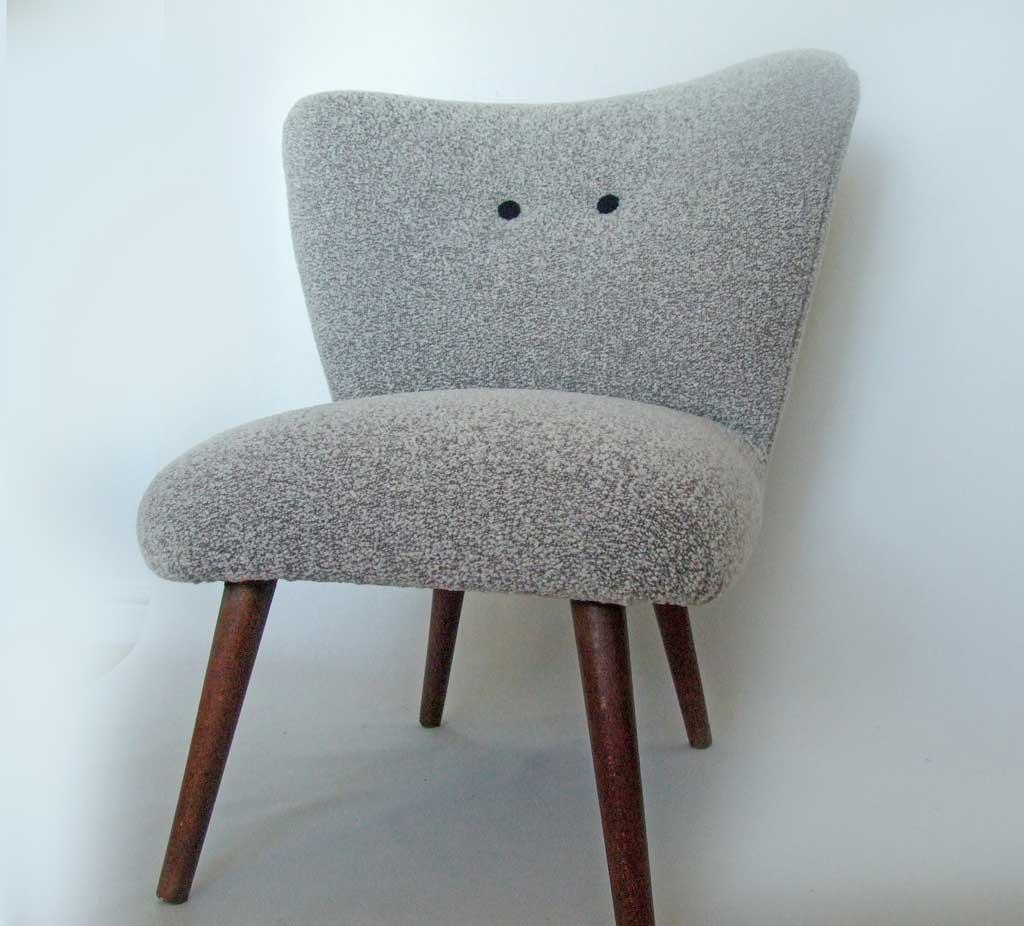 1950s Cocktail Chair Maud Chairsmaud Chairs