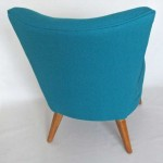 GPlan cocktail chair bute wool