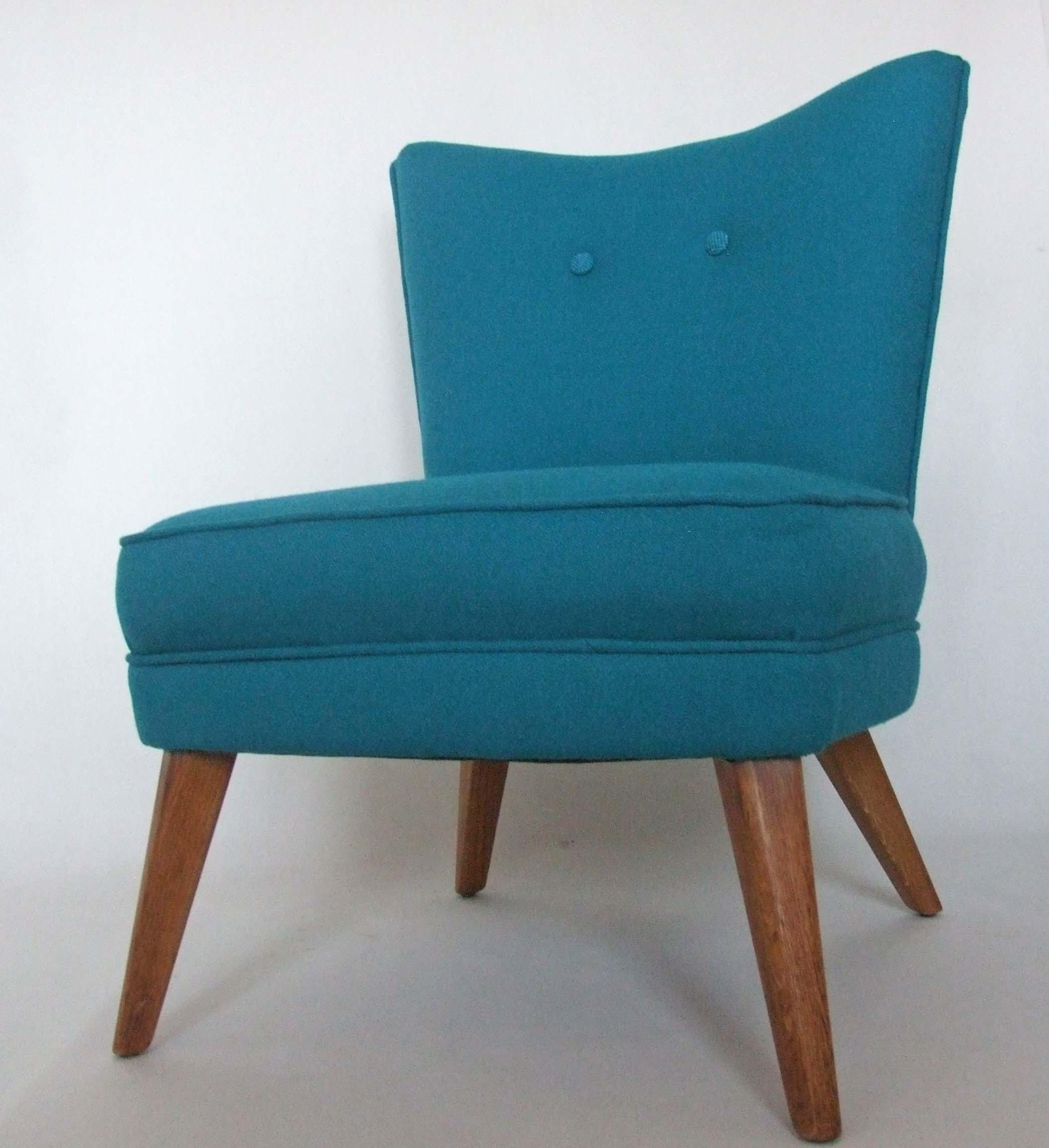 1950s G Plan Cocktail Chair Maud ChairsMaud Chairs
