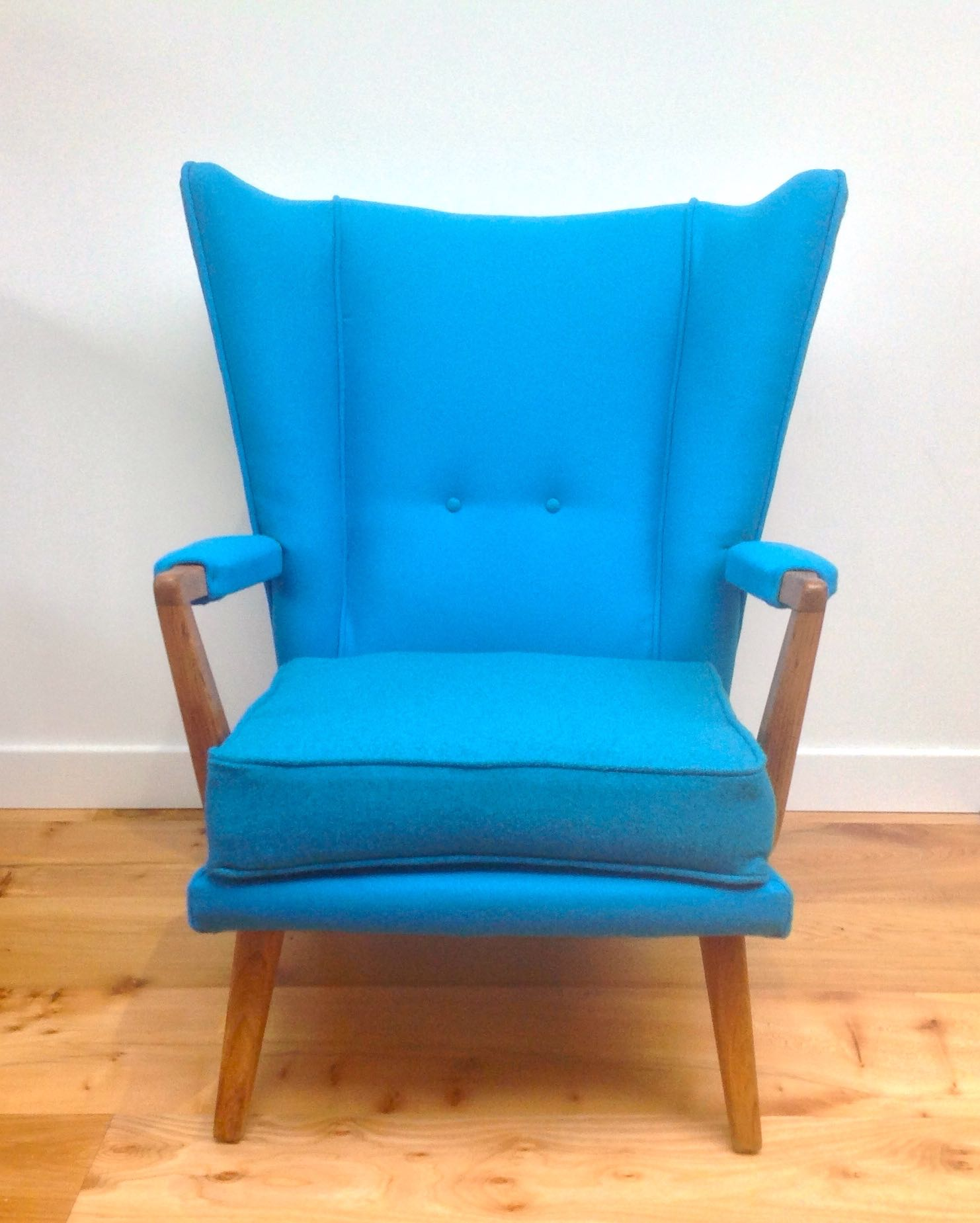 Vintage 1950s G-Plan Armchair - Maud ChairsMaud Chairs