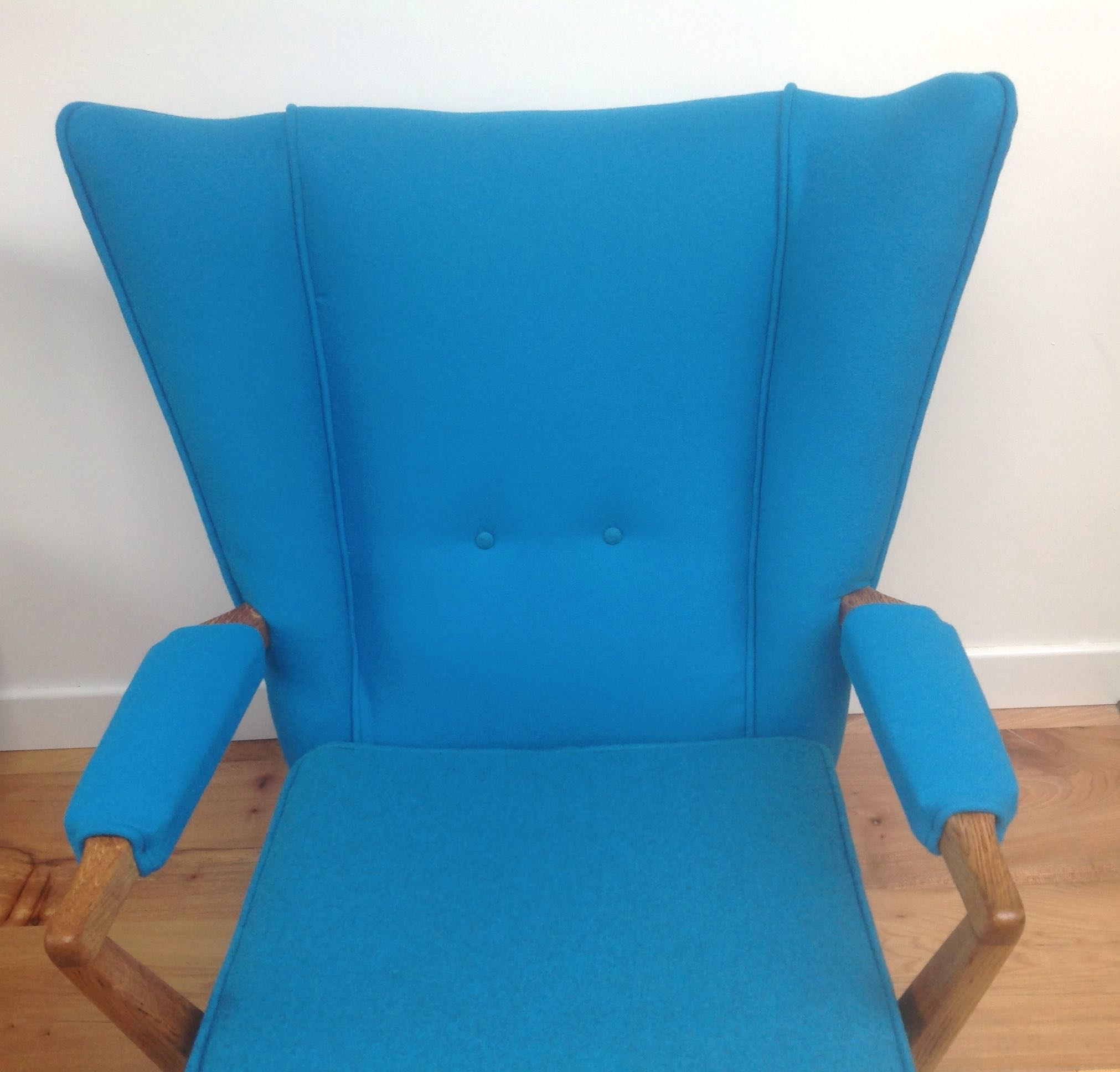 Vintage 1950s G-Plan Armchair - Maud ChairsMaud Chairs