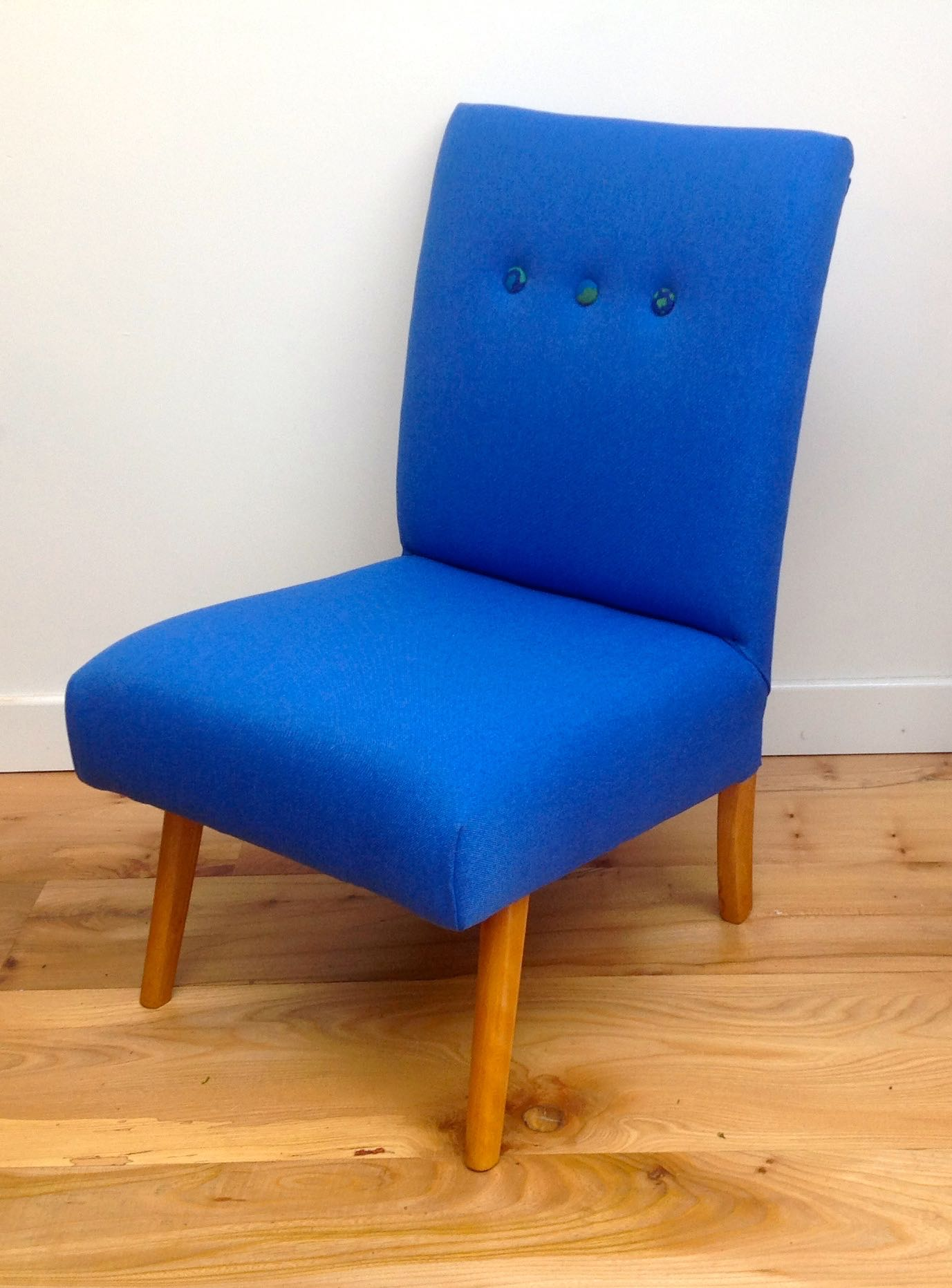 vintage 1960s occasional chair maud chairsmaud chairs. Black Bedroom Furniture Sets. Home Design Ideas