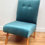vintage 1960s mid century retro cocktail chair